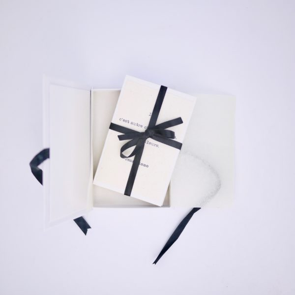 Mini box cartes Provence